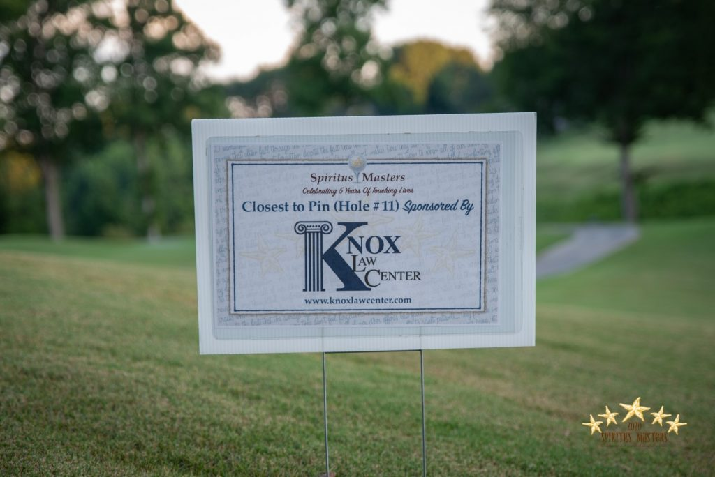 Contest Sponsor - Closest to the Pin - Knox