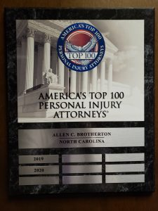 Voted-Top-Personal-Injury-Attorney-Charlotte-Personal-Injury-2019-Personal-Injury-Attorneys-Top-100-Personal-Injury-Attorneys-In-America